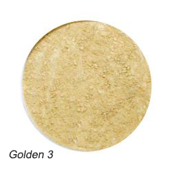 Provida Organics  Satin Matte Foundation Golden 3
