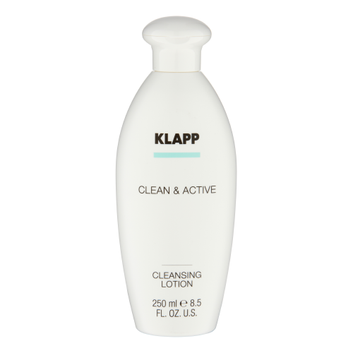 Klapp Kosmetik Clean & Active  Cleansing Lotion
