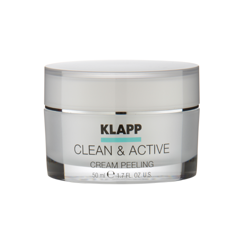 Klapp Kosmetik Clean & Active  Cream Peeling