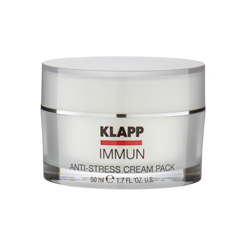 Klapp Kosmetik Immun  Anti Stress Cream Pack