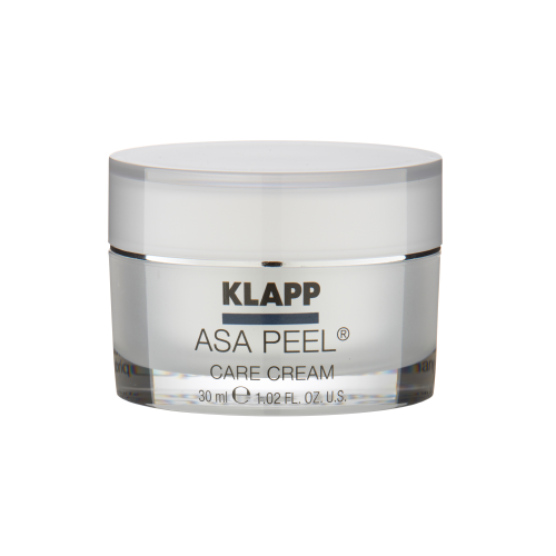 Klapp Kosmetik ASA Peel  Care Cream