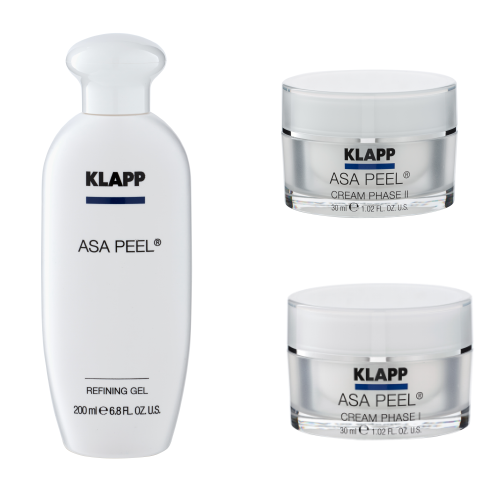 Klapp Kosmetik ASA Peel  Home Cure Pack