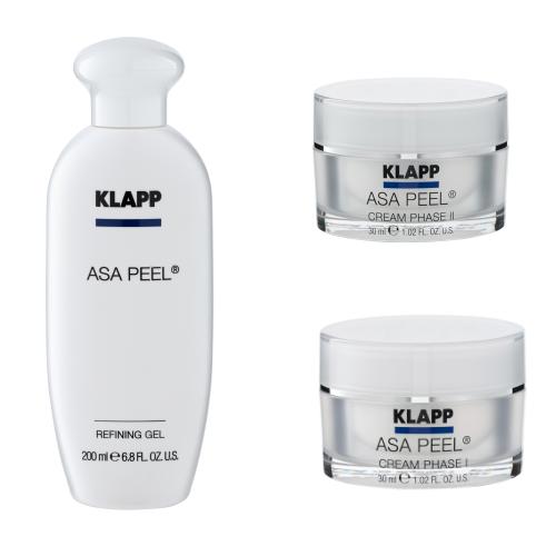 Klapp Kosmetik&nbspASA Peel  Home Cure Pack