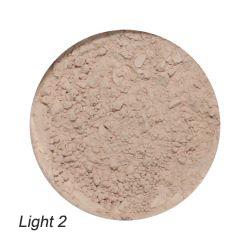 Provida Organics Satin Matte Foundation Light 2