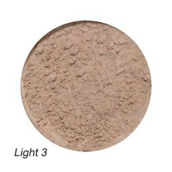 Provida Organics Satin Matte Foundation Light 3