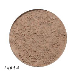 Provida Organics  Satin Matte Foundation Light 4