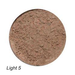 Provida Organics Satin Matte Foundation Light 5