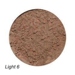Provida Organics Satin Matte Foundation Light 6