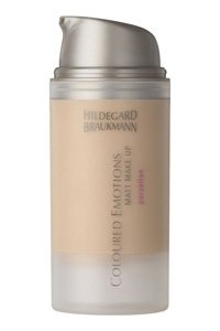 Hildegard Braukmann Coloured Emotion Matt Make up Sand