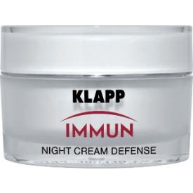 Klapp Kosmetik&nbspImmun  Night Cream Defense