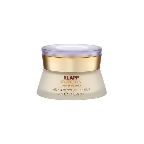 Klapp Kosmetik  Neck and Decollete Cream