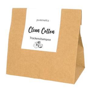 Puremetics Seifen Nachfüller  Trockenshampoo Clean Cotton