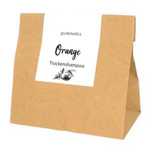 Puremetics Seifen Nachfüller Trockenshampoo Orange