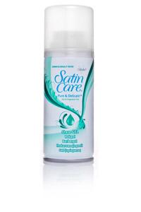 Gillette Shavingel Satin Care Delicate Sensitive