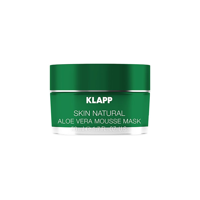 HDM Aloe Vera Mousse Mask
