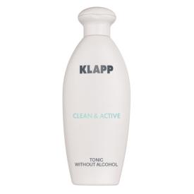 Klapp Kosmetik&nbspClean & Active  Tonic without Alcohol