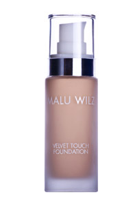 Malu Wilz  Make up Velvet Touch Foundation 01