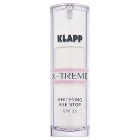 Klapp KosmetikX-Treme  Whitening Age Stop SPF 25