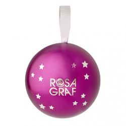 Rosa Graf Weihnachtskugel
