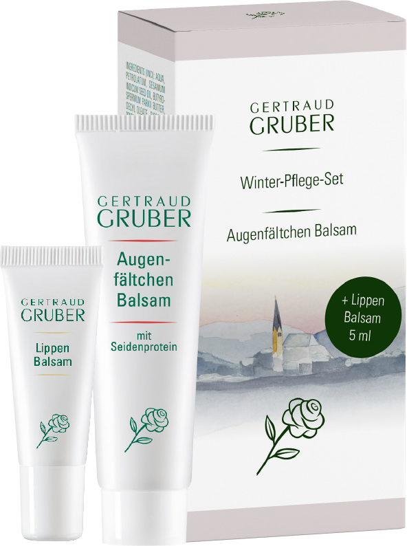 Gertraud Gruber  Winter Pflege Set