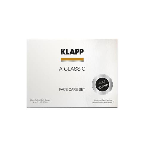 Klapp Kosmetik  A Classic Face Care Set