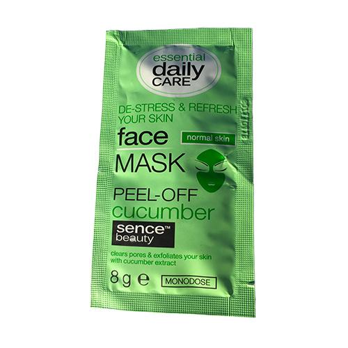 Sence Beauty&nbspSencebeauty Facial Peel-Off Cucumber Mask