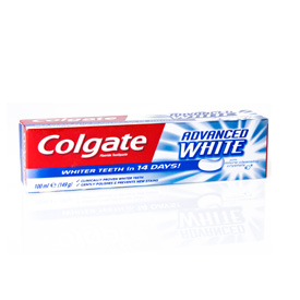 Colgate Zahncreme Advanced White