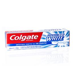 Colgate Zahncreme Advanced White
