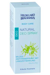 Hildegard BraukmannEmosie Body Natural Deo Spray