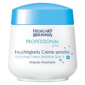 Hildegard Braukmann&nbspProfessional  Feuchtigkeits Creme Sensitiv