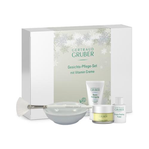 Gertraud Gruber&nbsp Gesichts-Pflege-Set mit Vitamin Creme