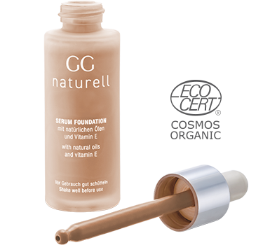 Gertraud Gruber&nbspGG Naturell Serum Foundation 40