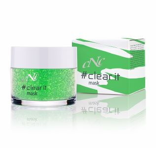 CNC Skincare  clear it mask