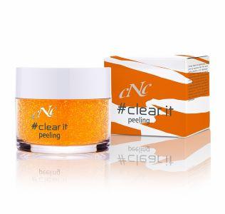 CNC Skincare clear it peeling