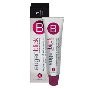 IKOS Kosmetik Berrywell Wimpernfarbe #1 schwarz