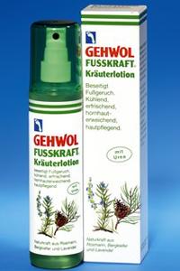 Gehwol&nbspFusskraft  Kräuterlotion