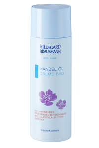 Hildegard Braukmann&nbspEmosie Body Mandel Öl Creme Bad
