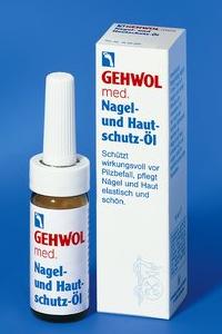Gehwol&nbspGehwol med  Nagel und Hautschutz Öl