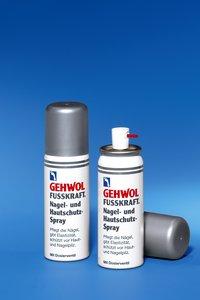 Fusskraft  Nagel und Hautschutz Spray