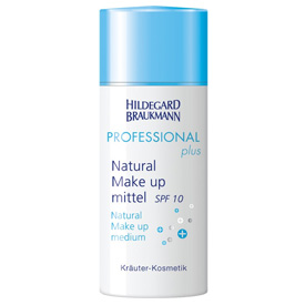 Hildegard Braukmann&nbspProfessional  Natural Make up SPF 8 mittel