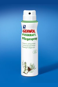 Gehwol&nbspFusskraft  Pflegespray