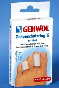 Gehwol&nbspDruckschutz Zehenschutzring G klein