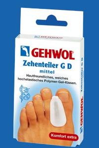 Gehwol&nbspDruckschutz Zehenteiler G mittel
